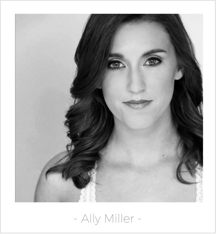 BUTTON - Ally Miller