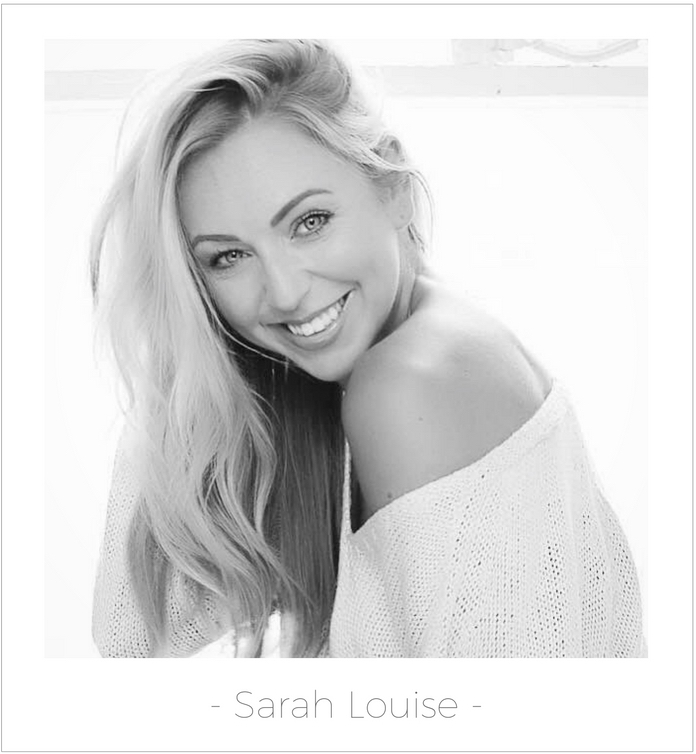 BUTTON - Sarah Louise