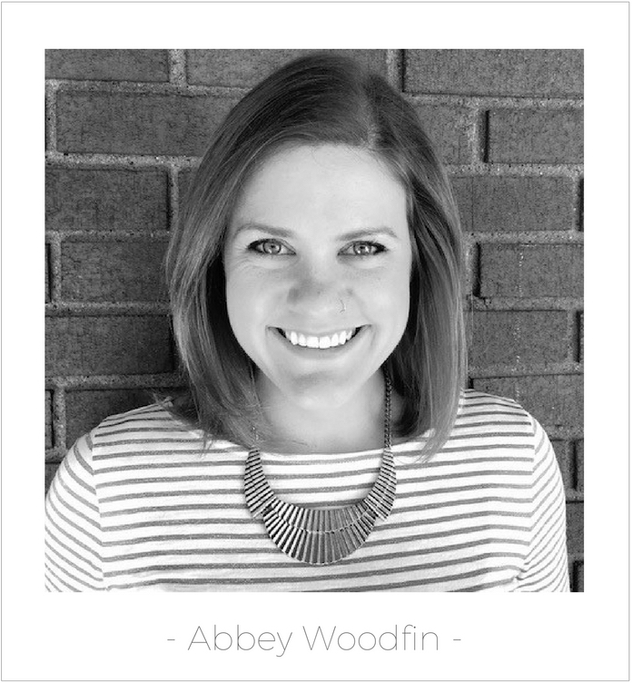 Button - Abbey Woodfin