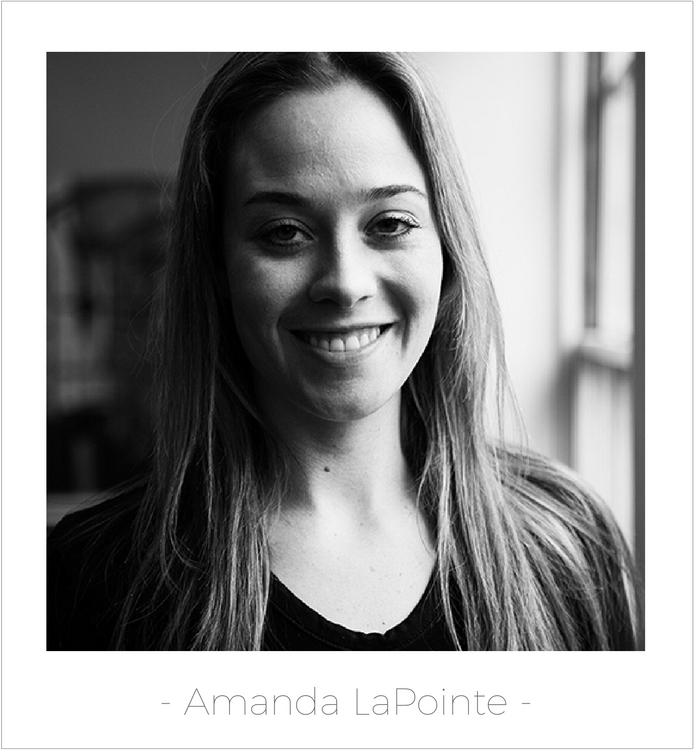 Button - Amanda LaPointe