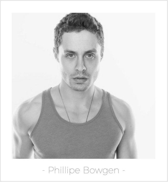 Button - Phillipe Bowgen