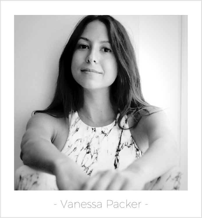 Button - Vanessa Packer