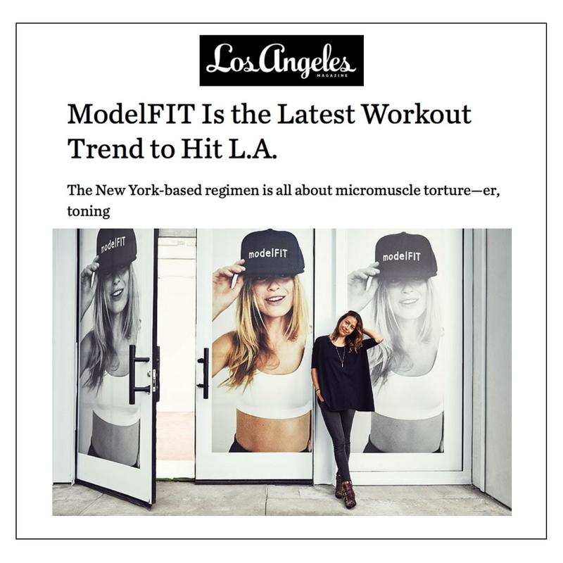 PRESS - Los Angeles Mag